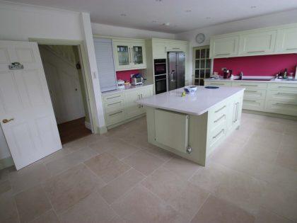 A Kitchen/dining room renovation near Stockbridge
