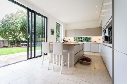 A modern family home in the heart of Winchester